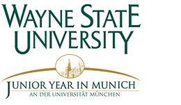 Wayne State University and Junior Year in Munich logo