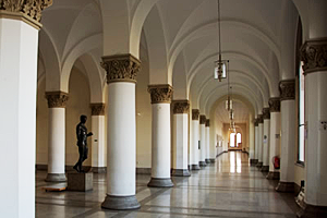 LMU Munich main building